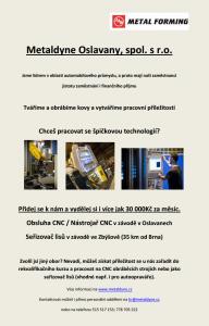 Metaldyne_obsluhaCNC