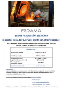 FERAMO_pracovnik_slevarny